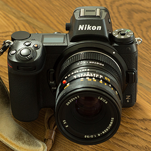 Nikon Z6は、Summicron本来の性能を引き出す。