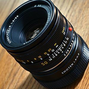 Nikon Z6にライカRレンズ