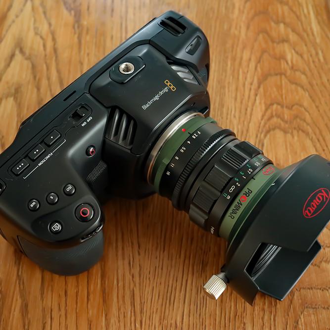 KOWA PROMINAR 8.5mm F2.8は超広角レンズの決定版。