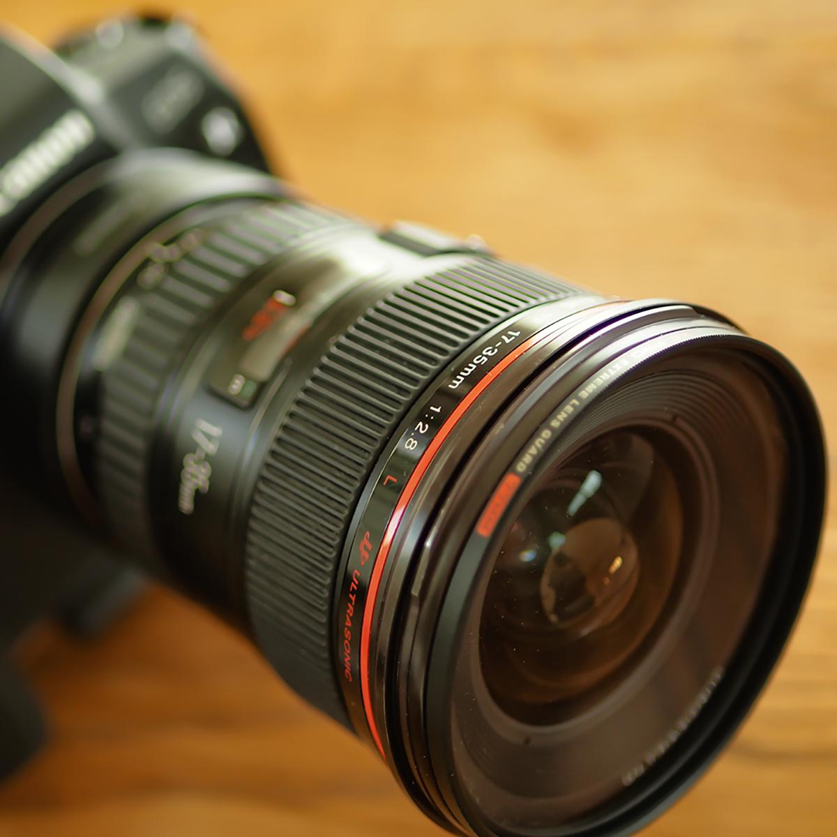 EOS Rで蘇る、EFオールドLレンズ。CANON EF 17-35mm F2.8L USM